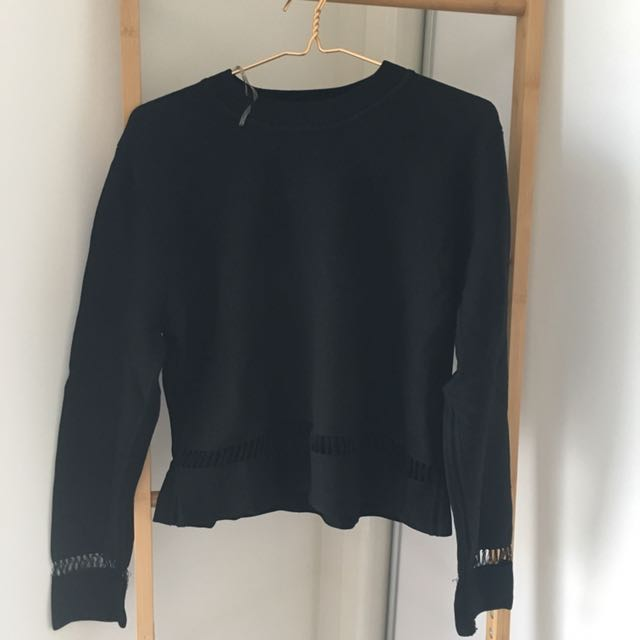 Glassons Crop Jumper - Size L