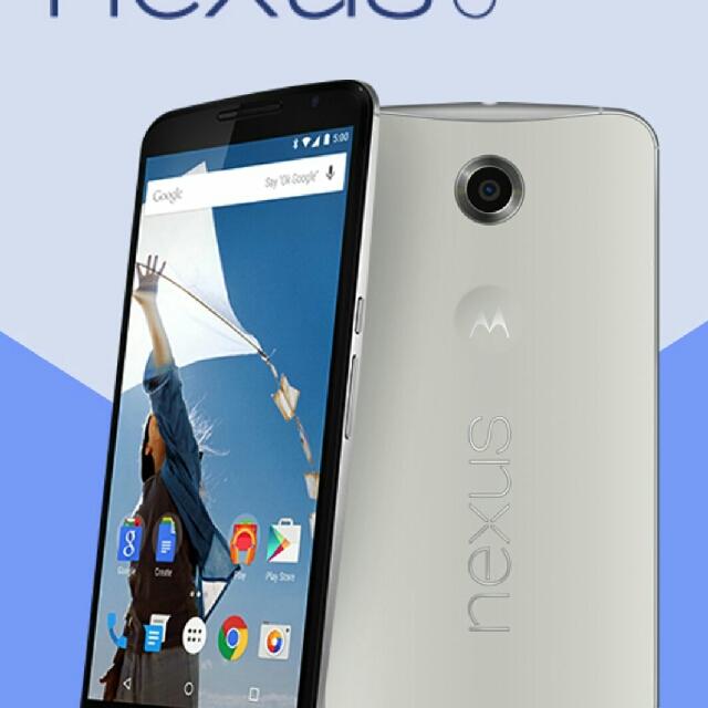 Google Motorola nexus6 64g