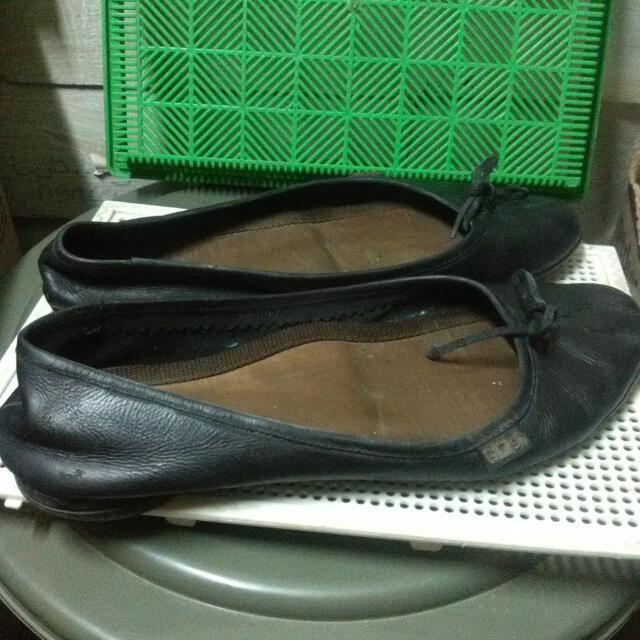 GOSH flat Shoes Leather Size 39