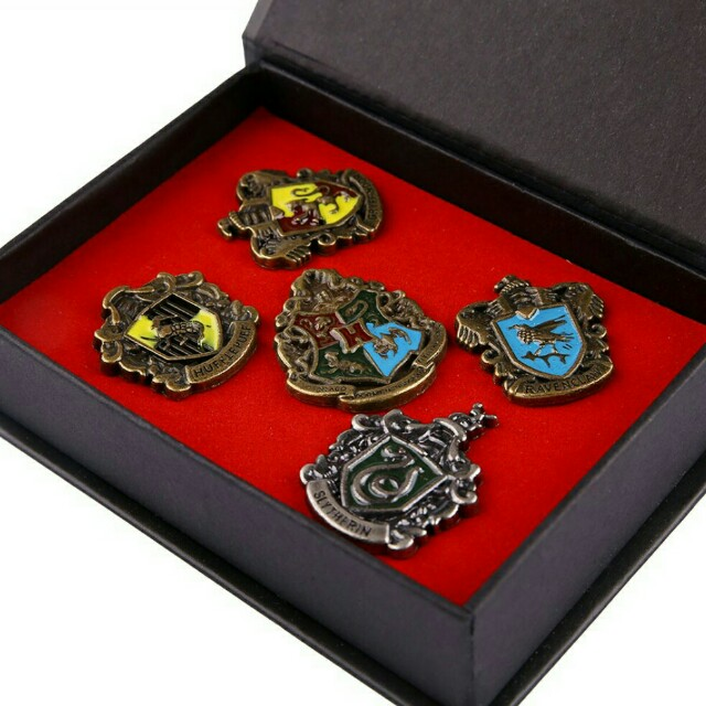 Harry Potter Badge Pins