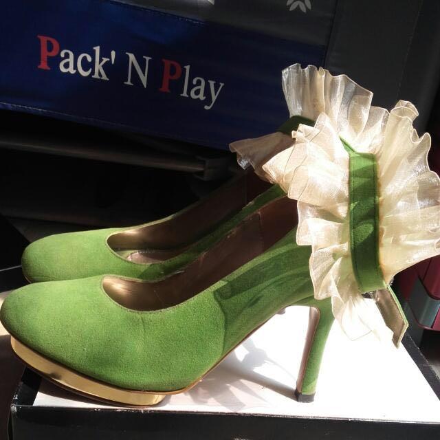 Heels Custom