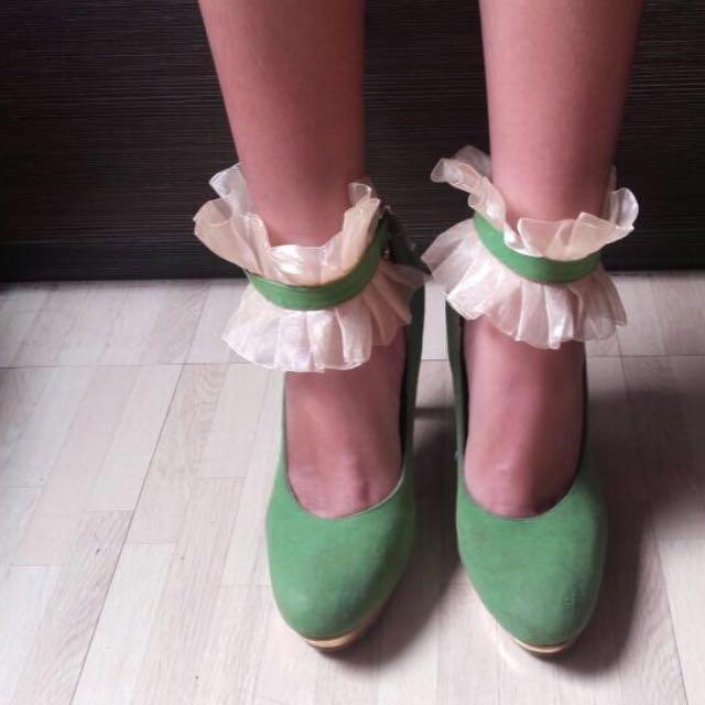 Heels Custom (by abundance house)