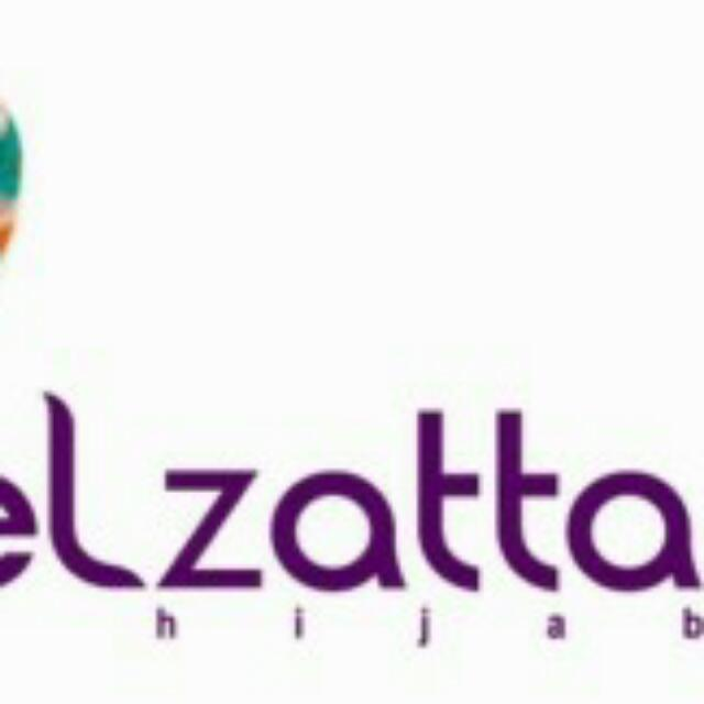 Hijab Elzatta Rabbani Murah Preloved