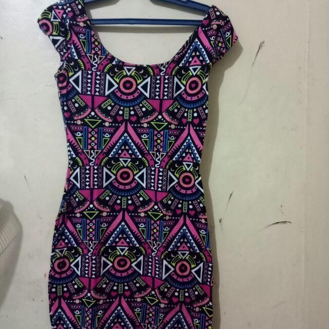 HM Bodycon Dress