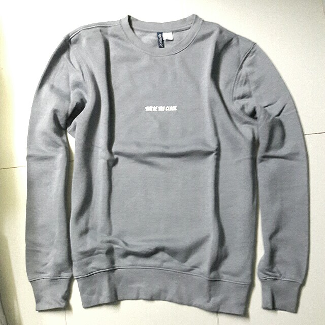 (FREE ONGKIR) H&M by DIVIDED Sweater