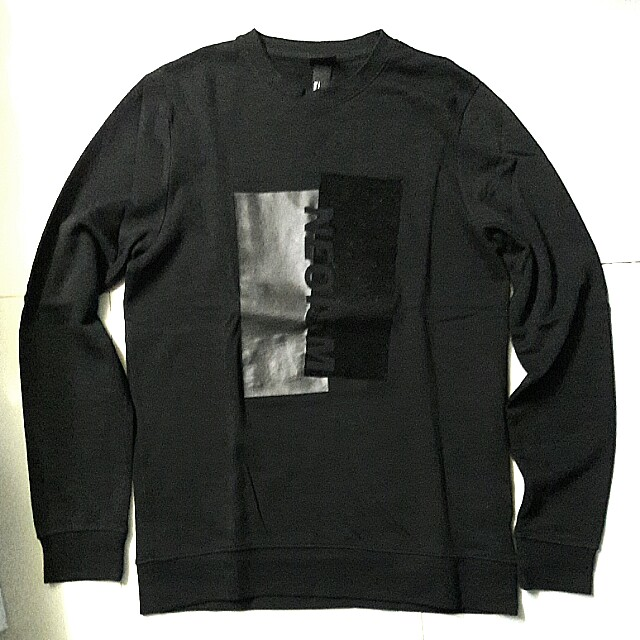 (FREE ONGKIR) H&M Long Sweatshirt