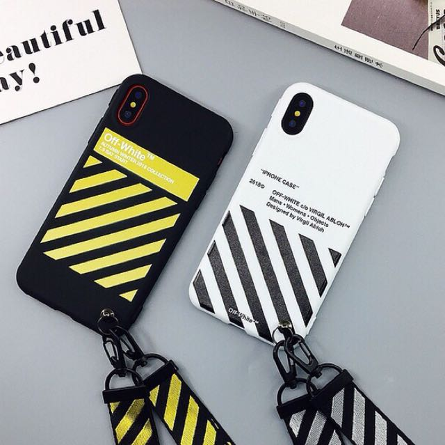 cheap for discount bd58f 2ef59 iPhone 8/X Off White Case