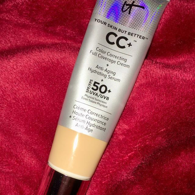 It Cosmetics Your Skin but better CC cream - Full Coverage Colour LIGHT
