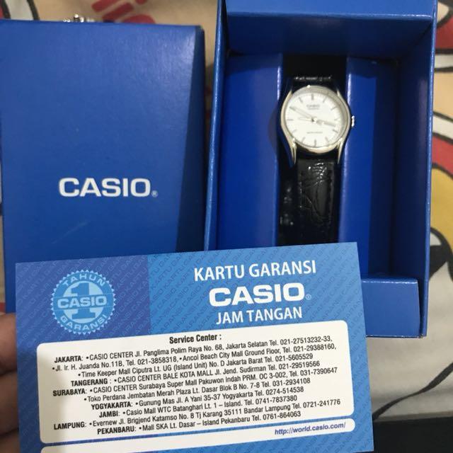 Jam Tangan Casio Watch
