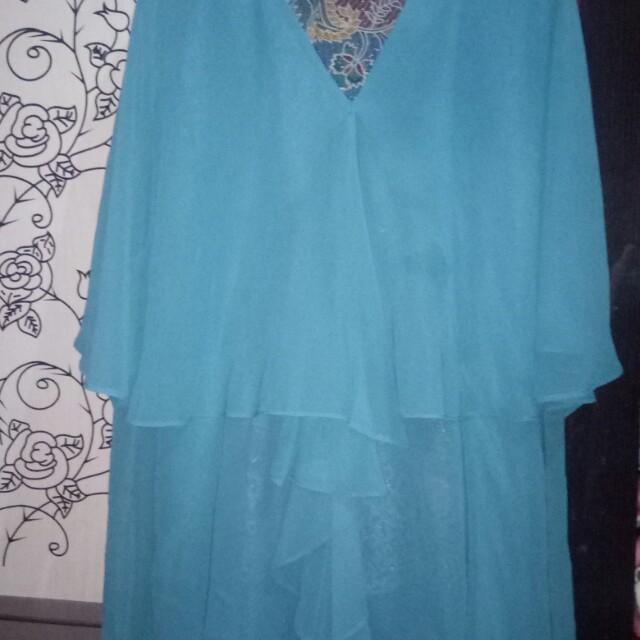 Kebaya dan kain lilit from @abinayabutik