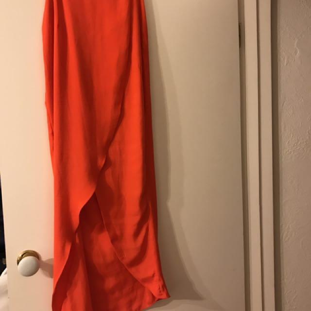 Kookai Maxi Skirt - Centre Split