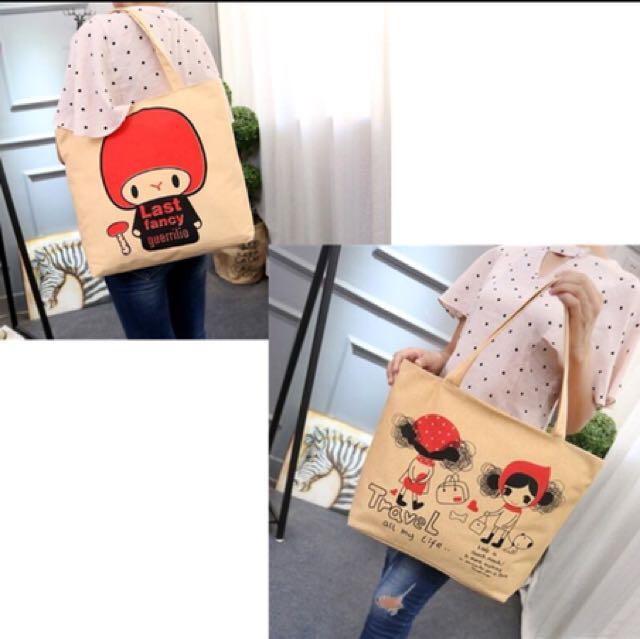 Korea handmade shoulder bag