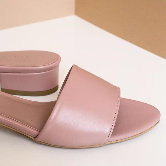 Kulet Pippa Slides in Blush