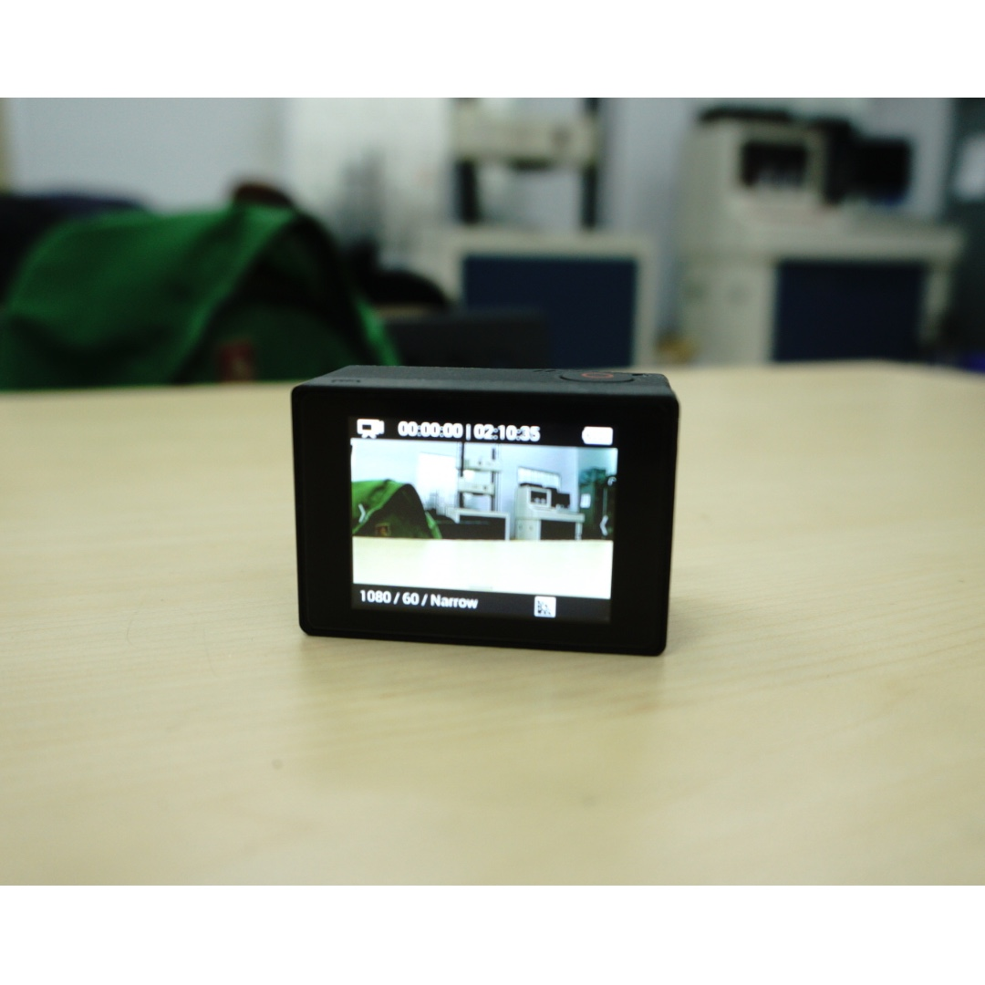 LCD Touch GoPro Bacpac Hero 4 Black