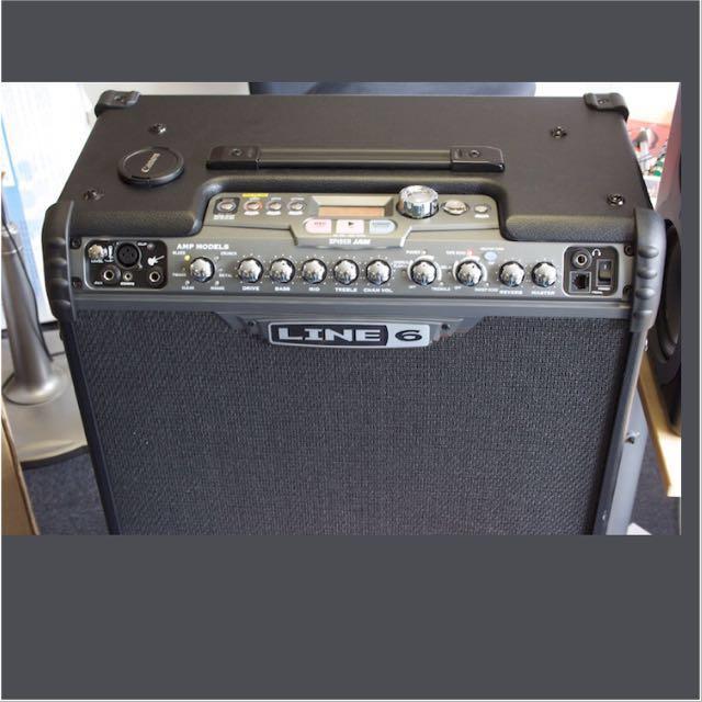 Line 6 Spider Jam 75W 1x12 Guitar Combo Amp