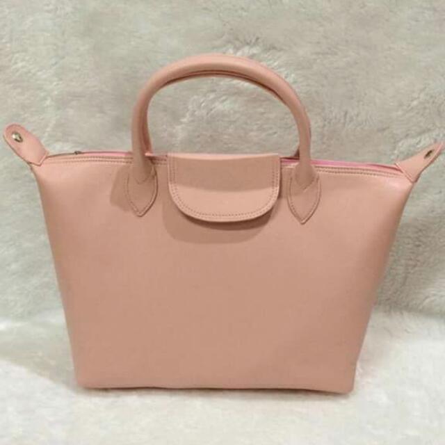 Longchamp Inspired Marikina Made Bag (Medium)