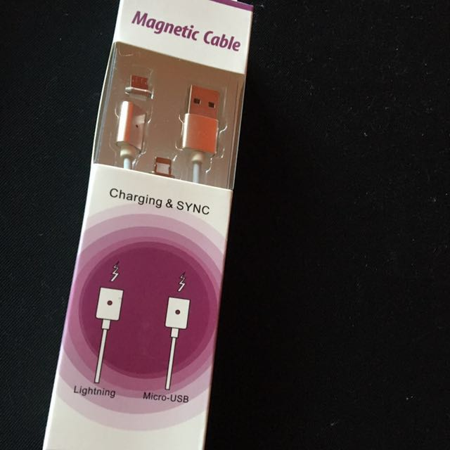 Magnetic Charger iPhone&Android