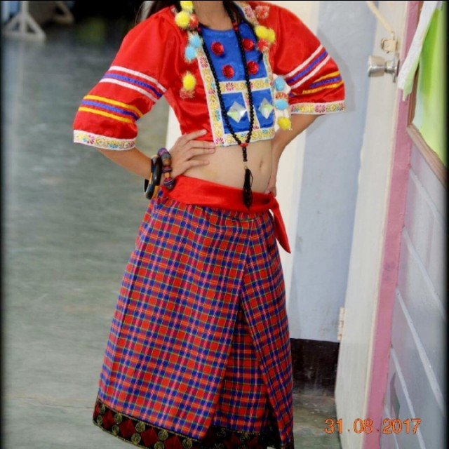 MANOBO COSTUME best for buwan ng wika or United Nations