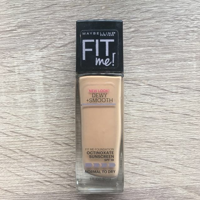 Maybelline Fit Me! Dewy + Smooth