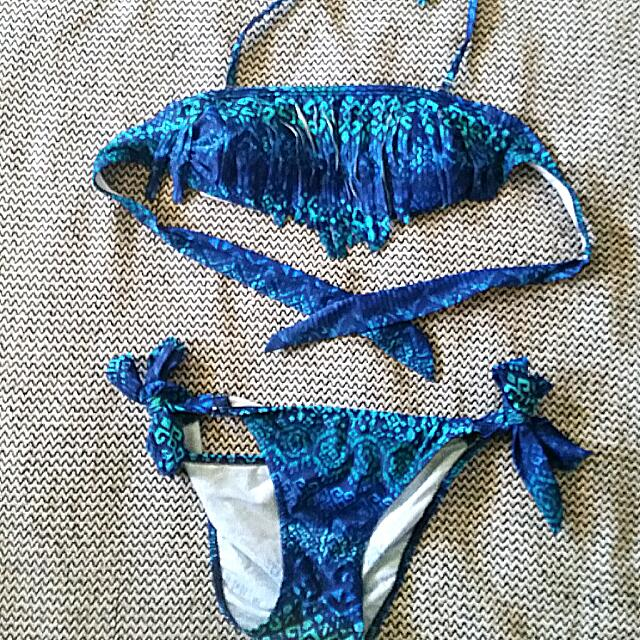 Mermaid Bikini Set