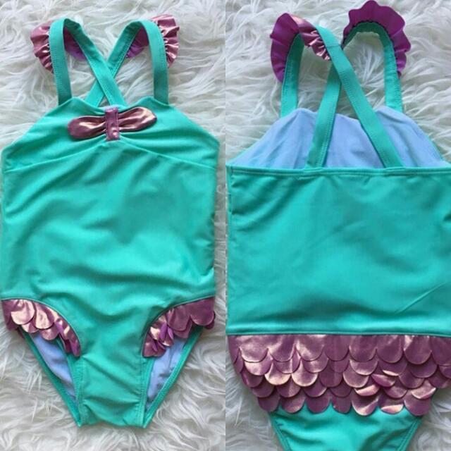 mermaid swimsuit (mark down price)
