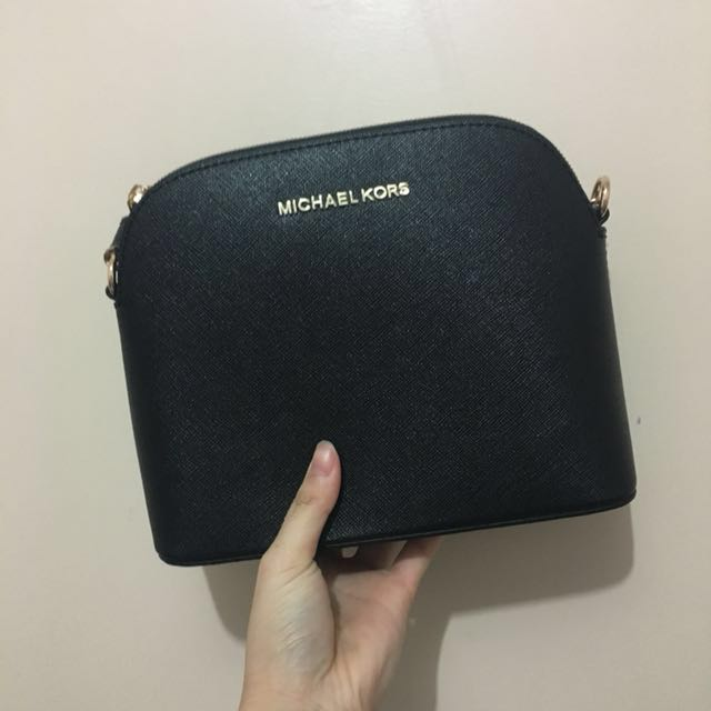 MICHAEL KORS : side bag