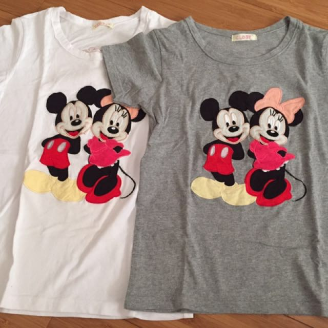 Mickey And Minnie Shirts