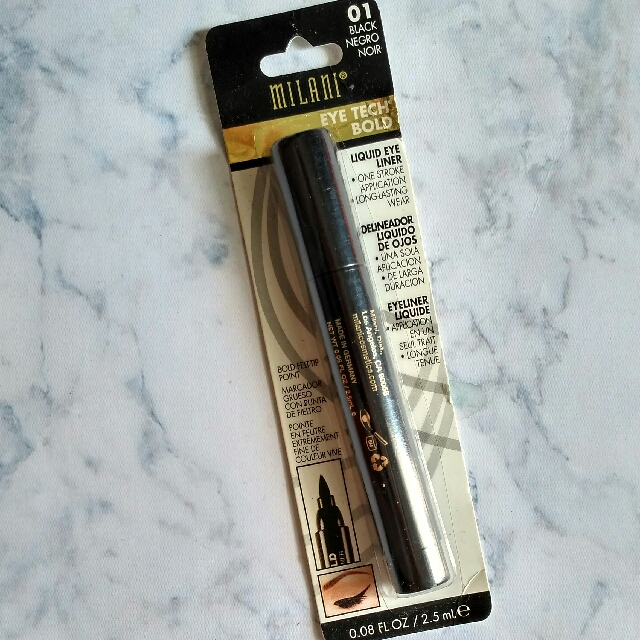 Milani Eye Tech Bold Eyeliner