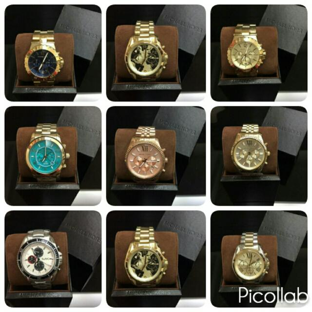 Mk Designer Watches