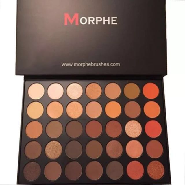 Morphe Pallete I Have 2 Brand New But Fake Just Like Real