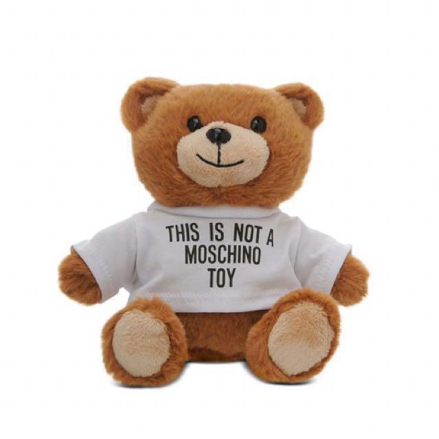 Moschino Toy Teddy Bear Perfume EDT