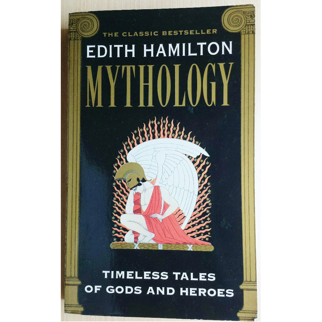 mythology timeless tales of gods and heroes by edith hamilton read online