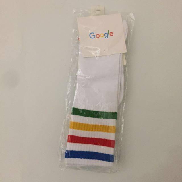 New Google over the knee socks