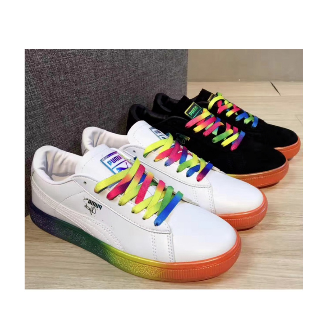 competitive price d146d 6f68d NEW] [PO] PROMOTION FOR MONTH OCT !! PUMA CLYDE PRIDE SHOES ...