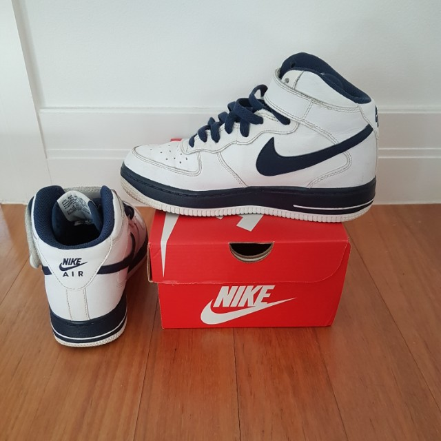 Nike Air Force High Top size 5Y