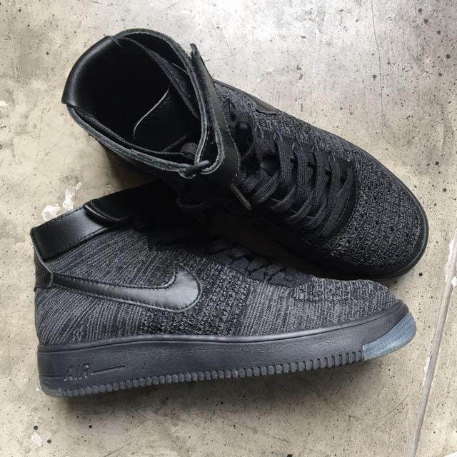 Nike air force one flyknit high (replika)