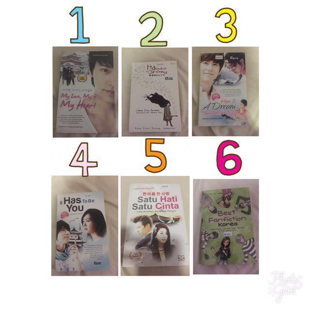 Novel Collection 1