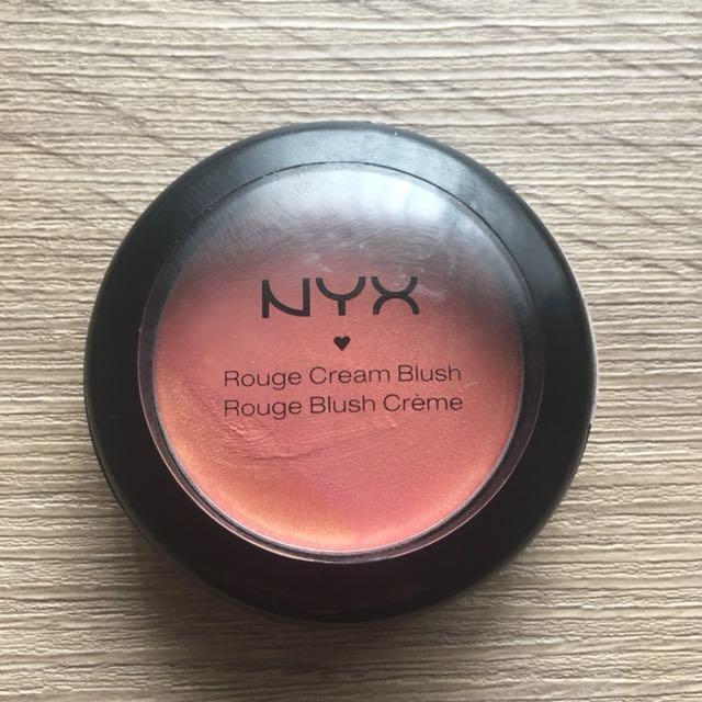 NYX Cream Blushes x2