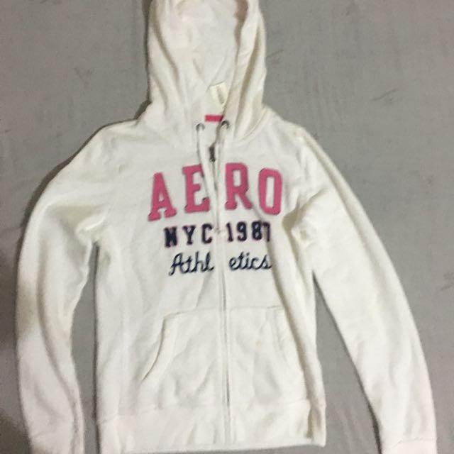 Original Aeropostale Jacket White