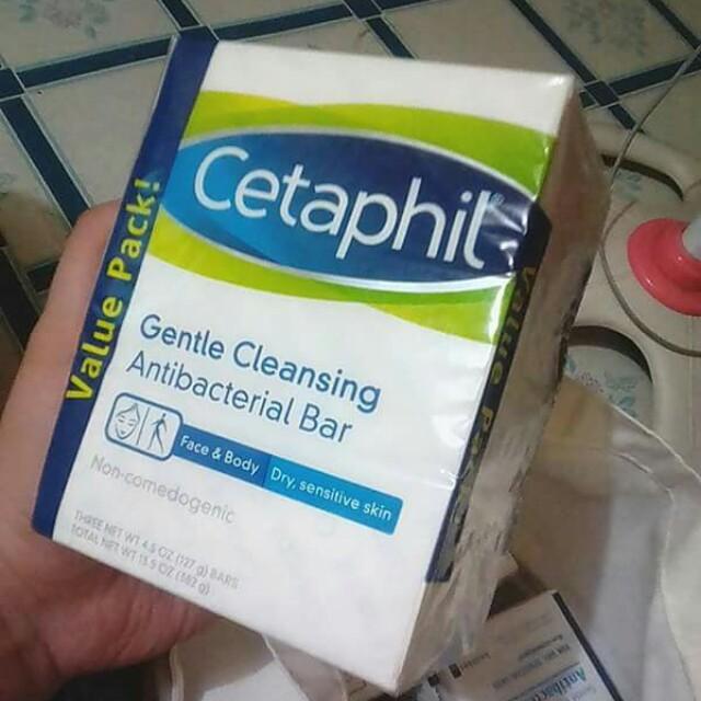 Original. ccetaphil. Bbar. Soap