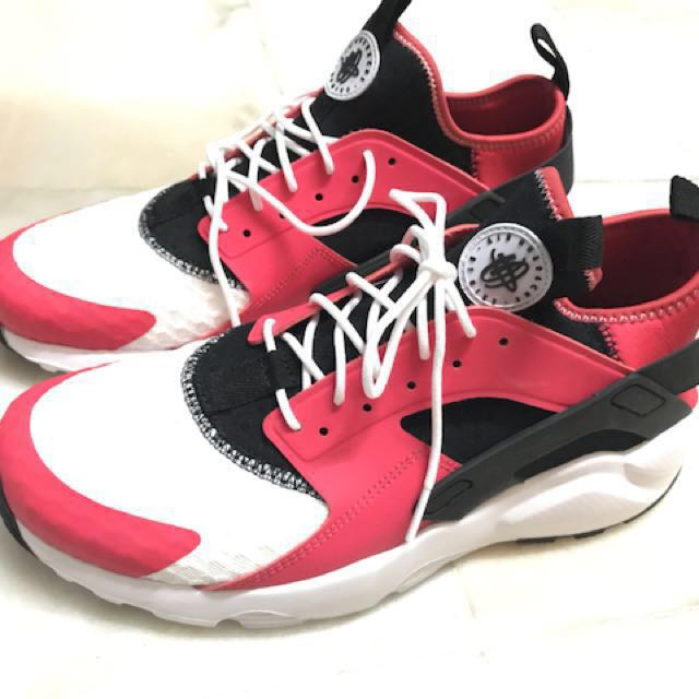 original nike huarache run ultra mens shoe mens fashion footwear on carousell