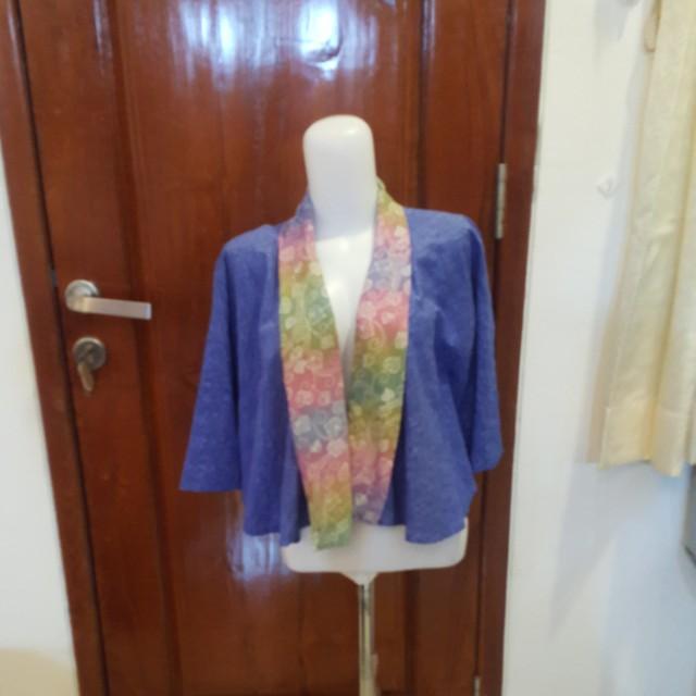 Outer batik mega mendung