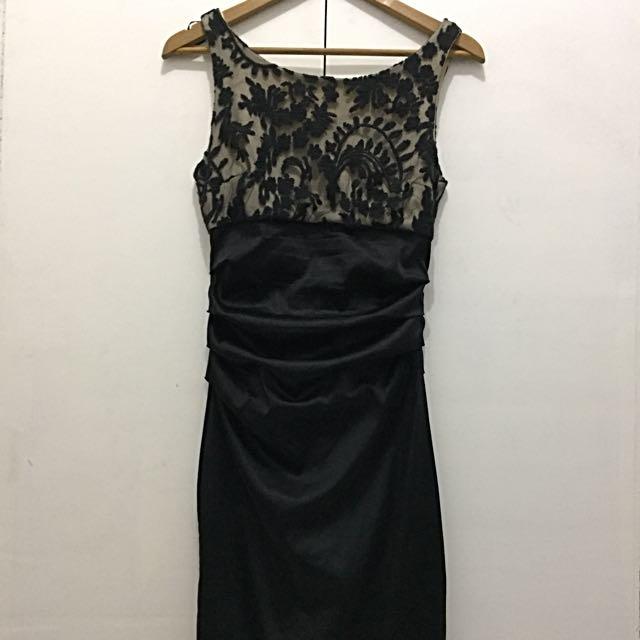Preloved Cocktail / Semi-Formal Dress