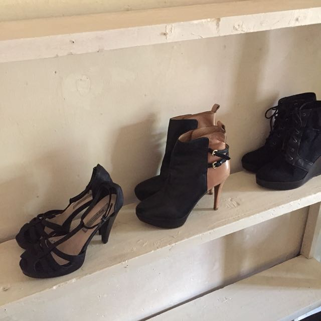 preloved shoes from 100 rb