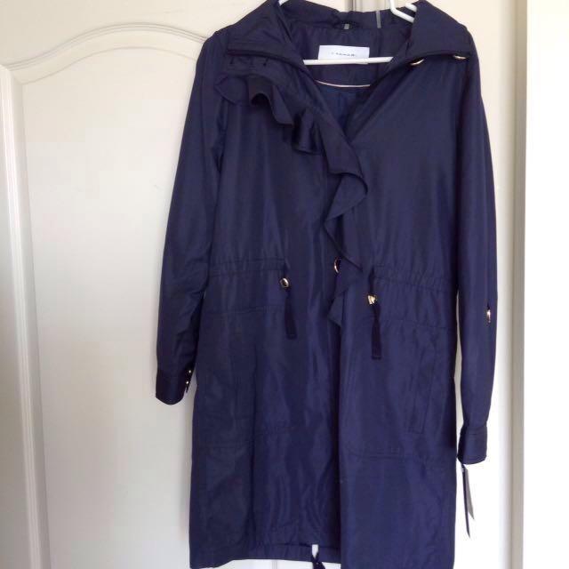 PRICE DROP !!Long Wind breaker jacket