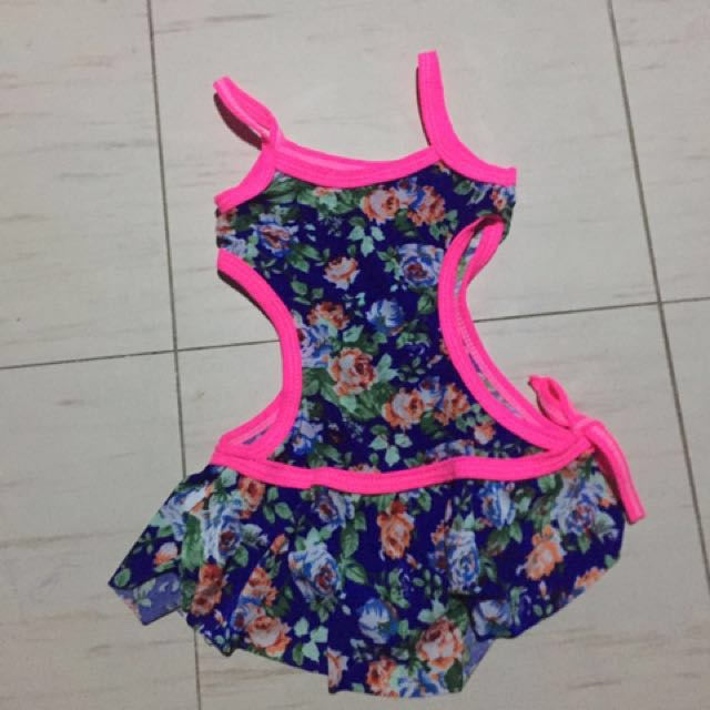REPRICED Infant  Swimsuit