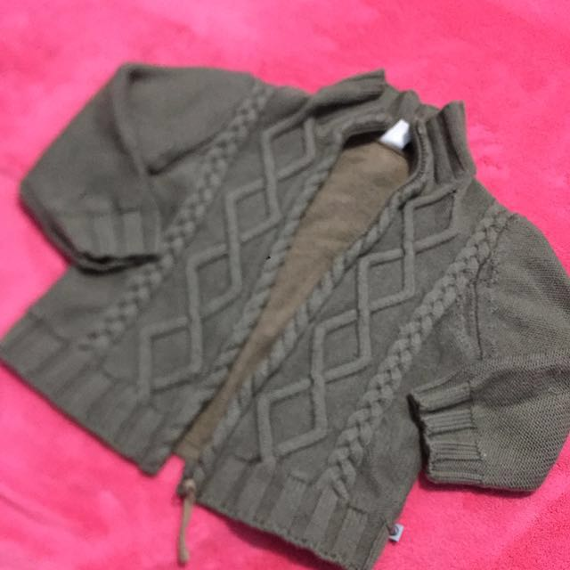 REPRICED Knitted Jacket