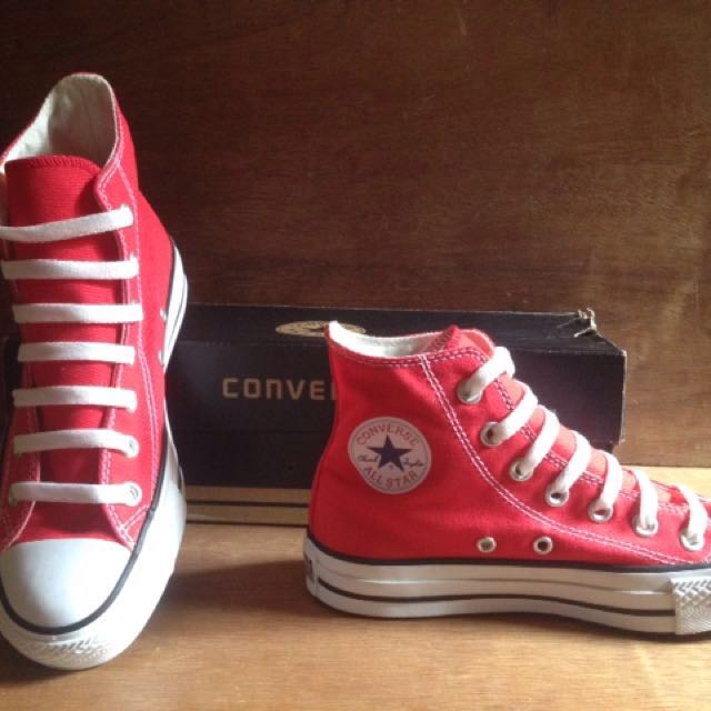 Repriced📌Authentic Converse Hi Cut(new)