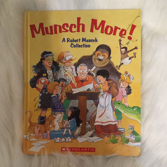 Robert Munsch collection great bed time story's
