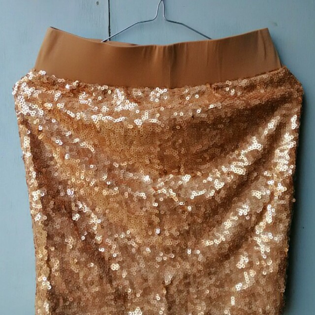 Rok mini sequin